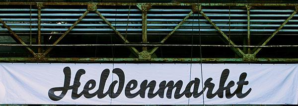 Heldenmarkt Banner - Die Messe für nachhaltigen Konsum