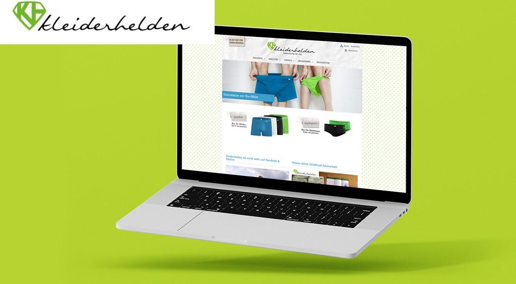 Onlineshop Relaunch
